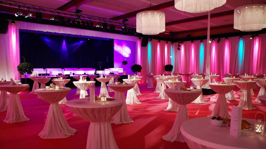 Dekoration Amara Wedding Event Planning